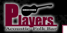 Players Acoustic Folk Bar SINCE2009
